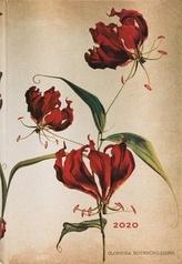 Diář Gloriosa Lily 2020 DAY