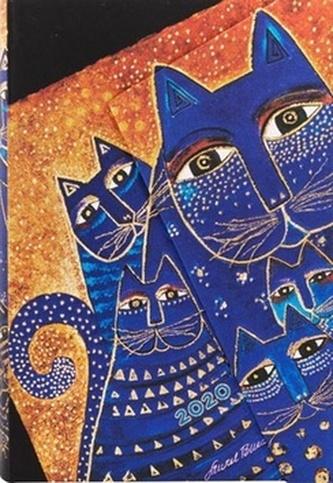 Diář Mediterranean Cats 2020 HOR