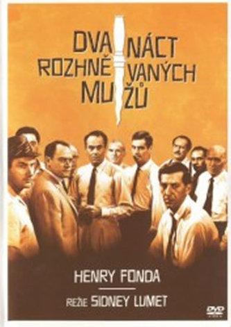 Dvanáct rozhněvaných mužů DVD