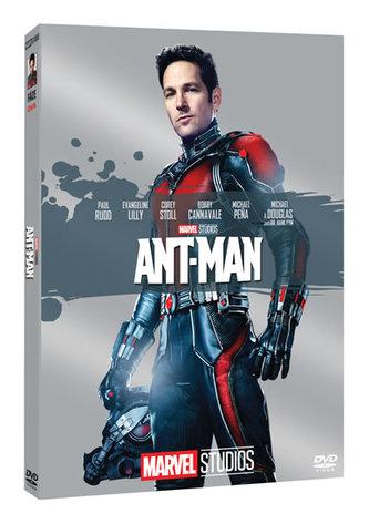 Ant-Man DVD - Edice Marvel 10 let