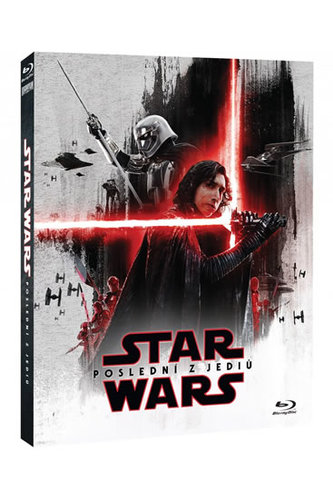 Star Wars: Poslední z Jediů 2BD (2D+bonus disk) - Limitovaná edice První řád BD