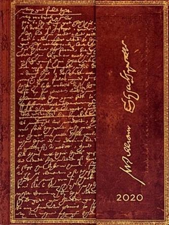 Diář Shakespeare, Sir Thomas More 2020 DAY