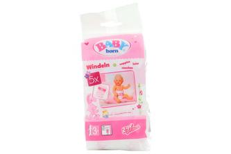 Baby born Plenky (5kusů)