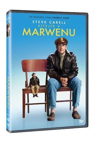 Vítejte v Marwenu DVD