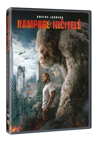 Rampage: Ničitelé DVD