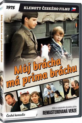 Můj brácha má prima bráchu DVD (remasterovaná verze)