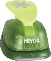 HEYDA ozdobná děrovačka velikost XL - sněhová vločka 3,6 cm