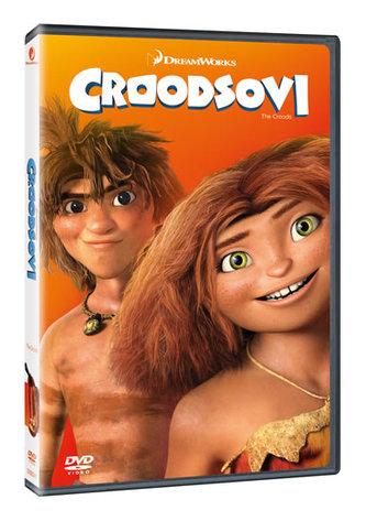 Croodsovi DVD