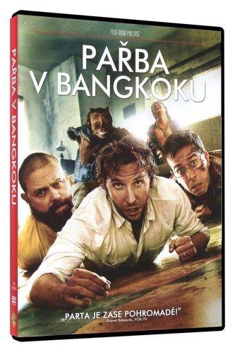 Pařba v Bangkoku DVD