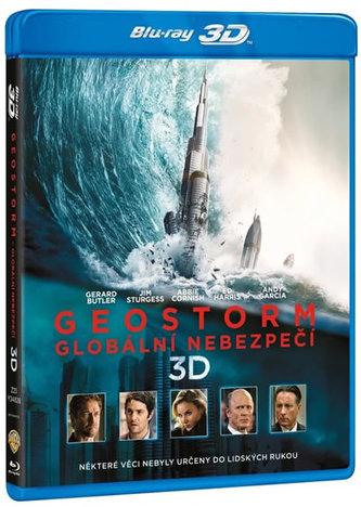 Geostorm - Globální nebezpečí 2BD (3D+2D)