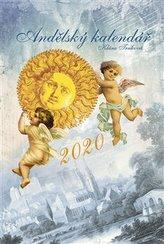 Kalendář 2020 nástěnný – Klára Trnková, Andělský