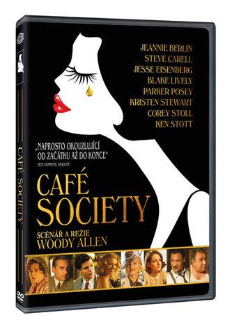 Café Society DVD