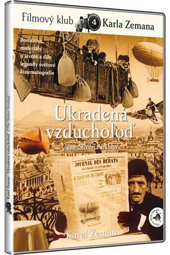 Ukradená vzducholoď DVD