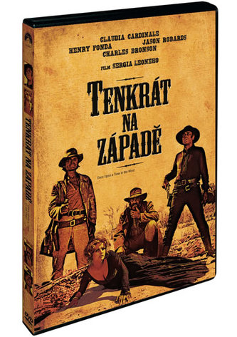 Tenkrát na Západě DVD (dab.)