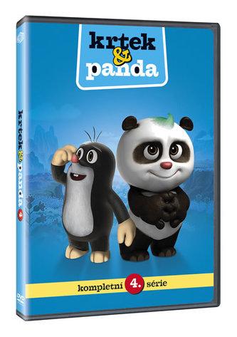 Krtek a Panda 4 DVD