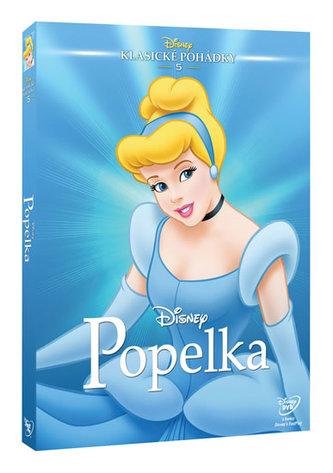 Popelka DE DVD - Edice Disney klasické pohádky