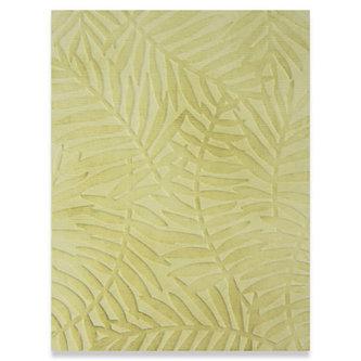 SIZZIX embosovací  kapsa - tropické listy
