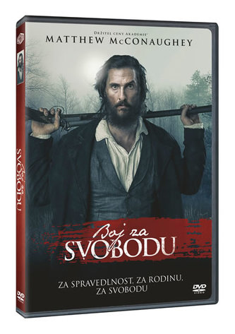 Boj za svobodu DVD