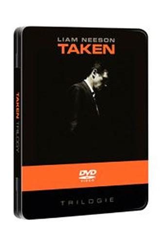 96 hodin: Trilogie 3DVD futurepak DVD