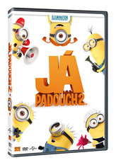 Já, padouch 2 DVD