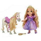 Locika a Maximus - Disney princezna