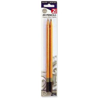 Daler - Rowney SIMPLY 2H tužky 2 ks