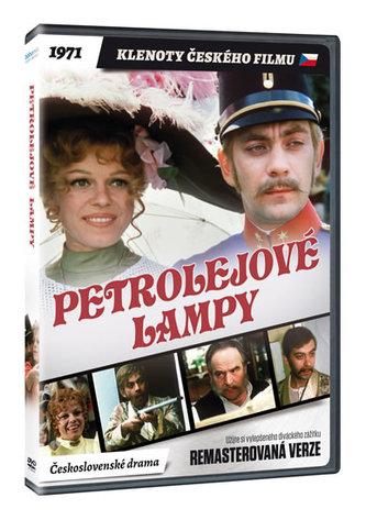 Petrolejové lampy DVD (remasterovaná verze)