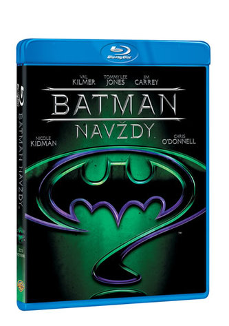 Batman navždy Blu-ray