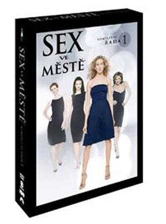 Sex ve městě sezóna 1. 2DVD (dab.)