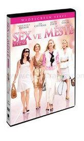 Sex ve městě DVD