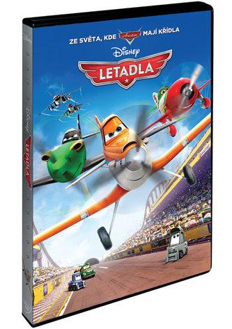 Letadla DVD