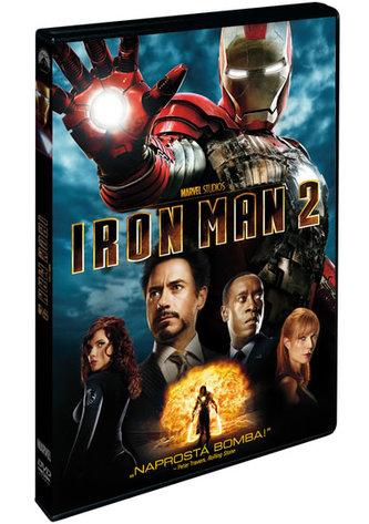 Iron Man 2. DVD