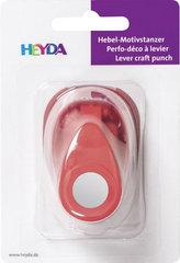 HEYDA ozdobná děrovačka velikost S - kruh 1,6 cm