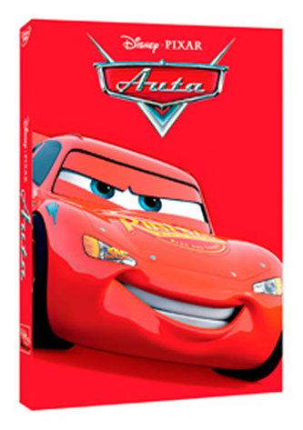 Auta DVD - Disney Pixar edice