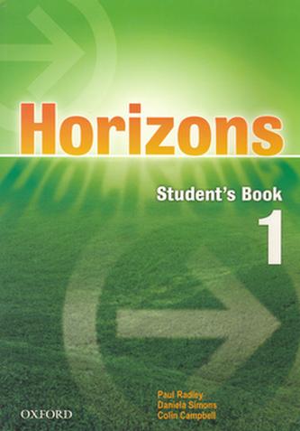 Horizons 1 Student's Book - Náhled učebnice