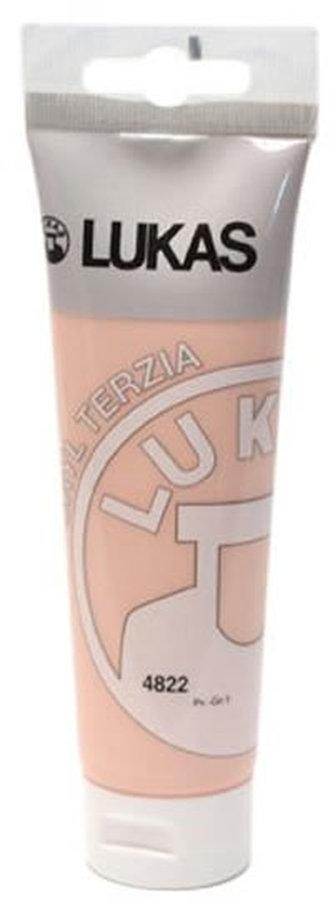 LUKAS akrylová barva TERZIA - Flesh colour 125 ml