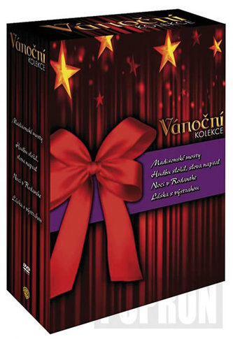 Vánoční kolekce 4DVD WB