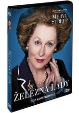 Železná lady DVD