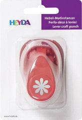 HEYDA ozdobná děrovačka velikost S - květina 1,7 cm