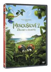 Mrňouskové 2: Daleko od domova DVD