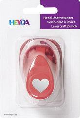 HEYDA ozdobná děrovačka velikost S - srdce 1,7 cm