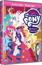 My Little Pony: Přátelství je magické, 2.série:2.část (1DVD,9x22 min.)