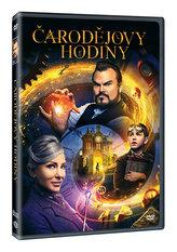 Čarodějovy hodiny DVD