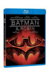 Batman a Robin Blu-ray