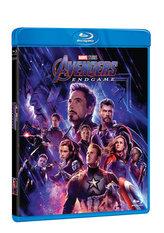 Avengers: Endgame 2 Blu-ray (2D+bonus disk)