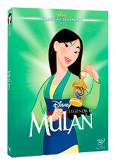 Legenda o Mulan S.E. DVD - Edice Disney klasické pohádky
