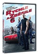 Rychle a zběsile 6 DVD