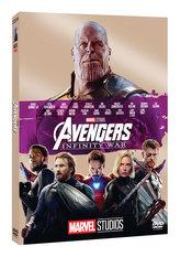 Avengers: Infinity War - Edice Marvel 10 let DVD
