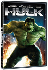 Neuvěřitelný Hulk DVD