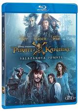 Piráti z Karibiku 5: Salazarova pomsta BD